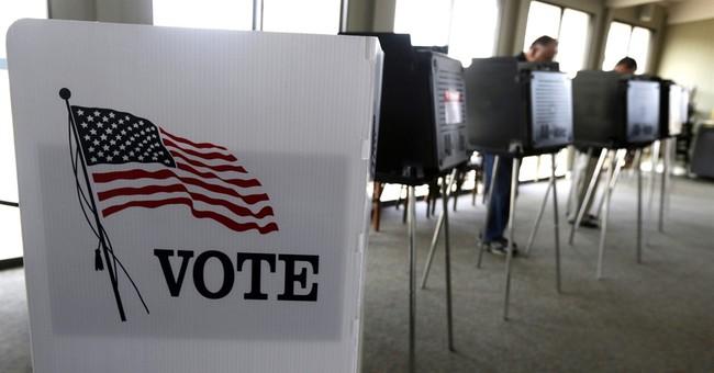 GOP gaining on Dems in voter registration in 3 battlegrounds