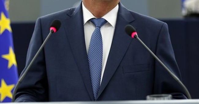 EU chief appeals for more unity in Europe rife with division