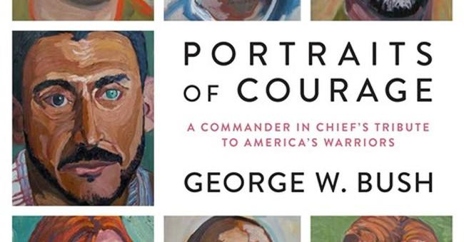 AP NewsBreak: George W. Bush paintings book coming in 2017