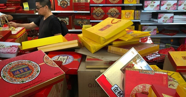 Alibaba fires 4 employees accused of stealing mooncakes