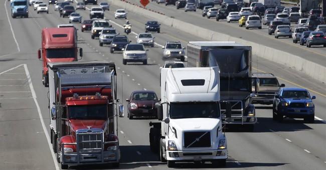 Truckers warn speed caps will cause crashes, jam highways