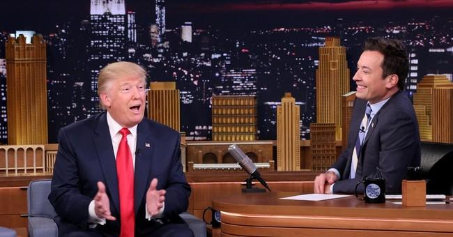 Fallon faces social media backlash after Trump interview