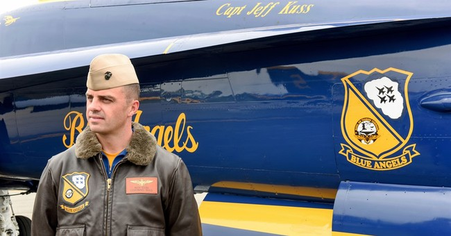 Navy: Pilot error primary cause of fatal Blue Angels crash
