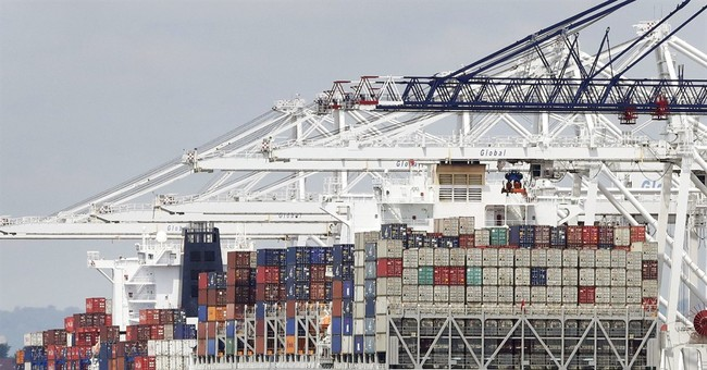 US current account trade deficit narrows to $119.9 billion