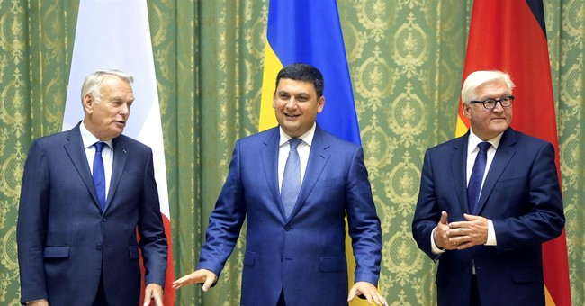 Both sides report violations of cease-fire in Ukraine