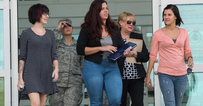 Former airman gets probation in toddler's death
