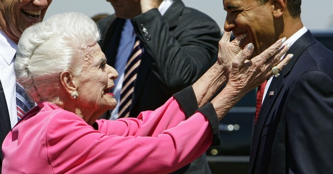 Arizona's 1st female governor, Rose Mofford, dies at 94