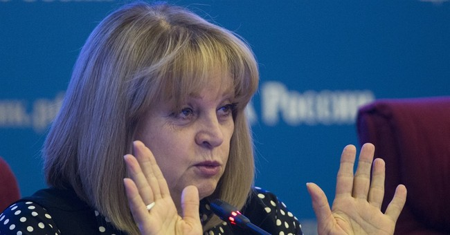 Russia's new election chief stakes career on upcoming vote