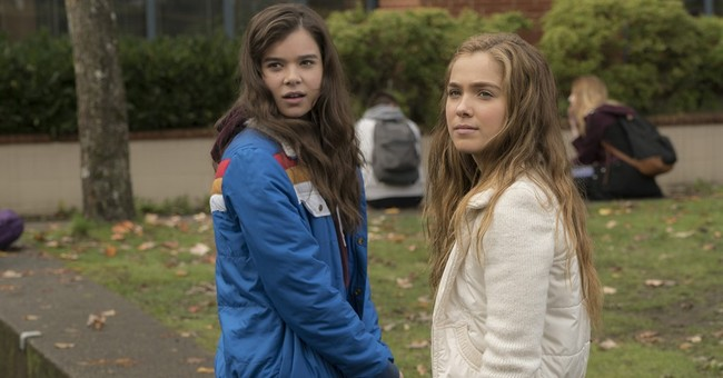 In 'Edge of Seventeen,' the debut of Brooks' latest protegee