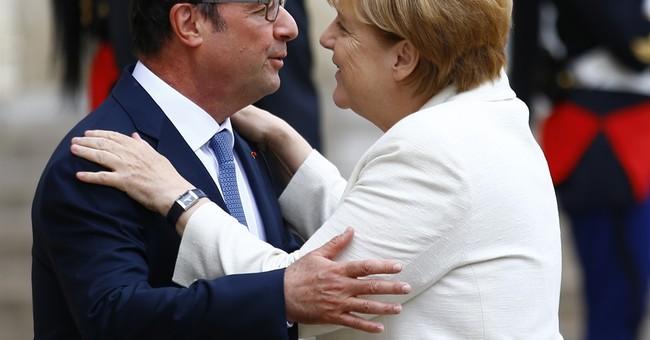 With UK going, crises simmering, EU ponders uncertain future
