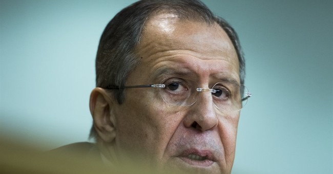 "Russia's FM calls British inquiry into poisoned spy a ""show"""