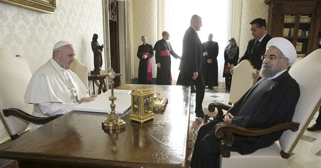 Vatican: Iran must join fight against terrorism