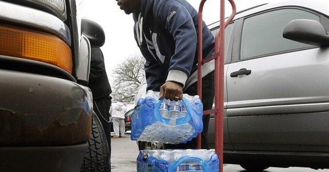 A look at mass donations to Flint amid drinking water crisis