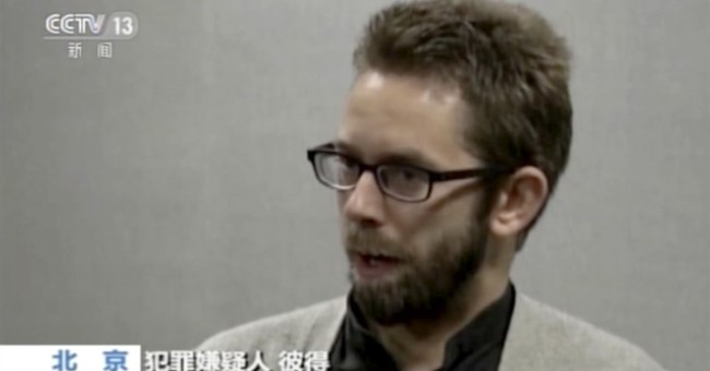 China releases, deports Swede detained over rights group