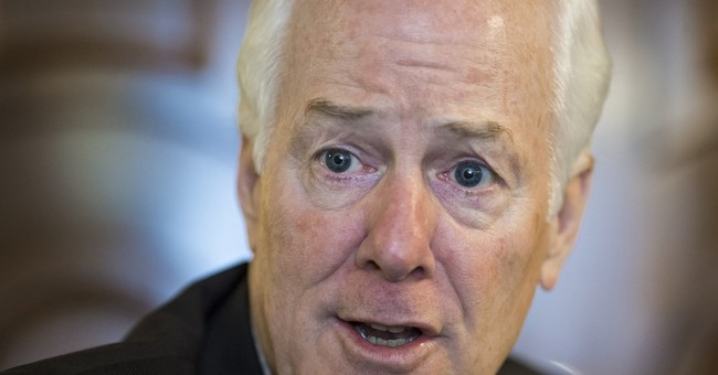 Cornyn a 'peacemaker' as GOP rift on criminal justice widens