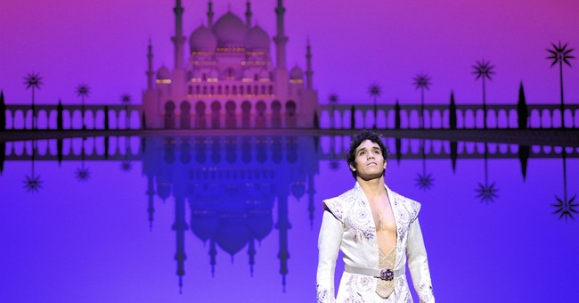 Broadway's 'Aladdin' to launch national tour from Chicago