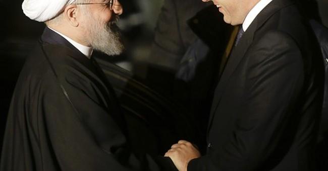 The Latest: Vatican says Iran should help fight terrorism