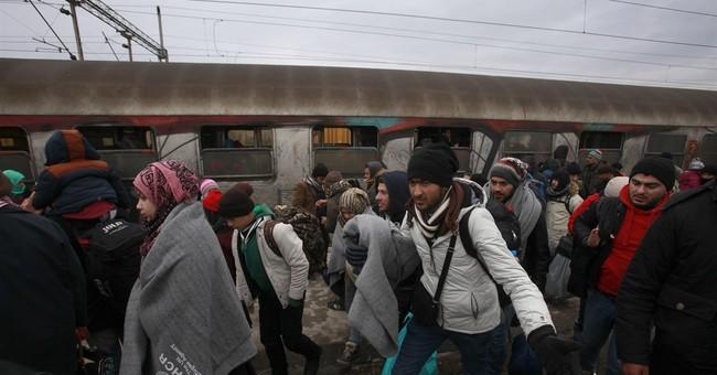 Czech, Slovak PMs want 'Plan B; to protect EU on migrants