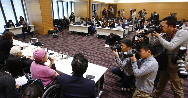 2 SKorean ex-sex slaves demand direct apology from Japan PM