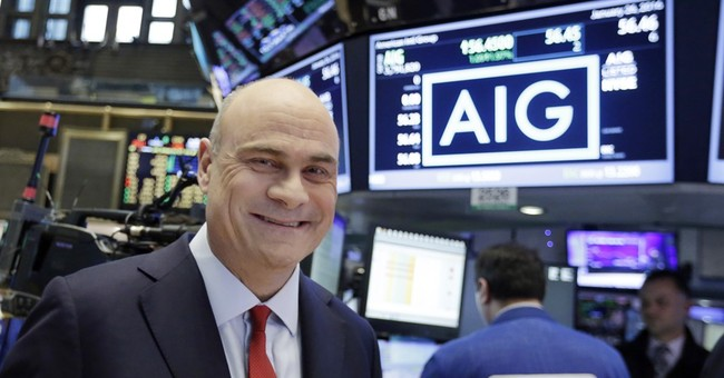 AIG selling broker-dealer segment, cutting expenses