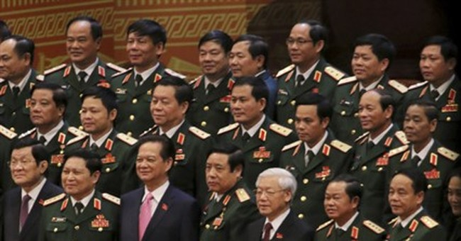 Vietnam Communist Party chief easily wins seat on key panel