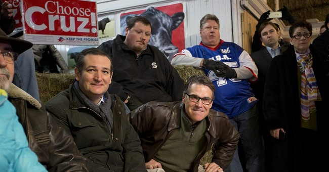 Trump now bills himself as uniter as Cruz and others attack