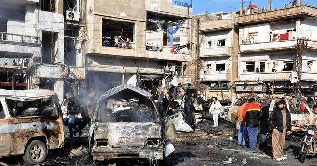 Bombings kill 20 in Syria as peace talks invitations go out