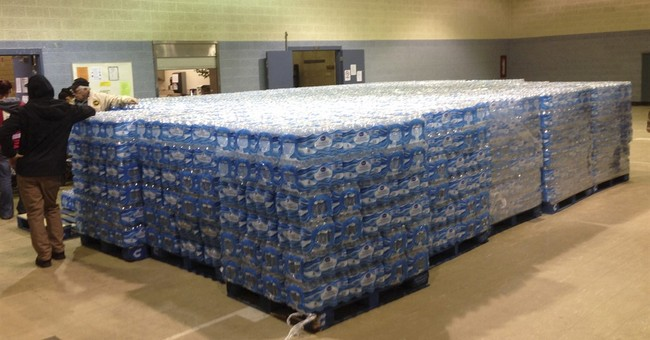 High lead levels in 5 kids in Ohio town with tainted water