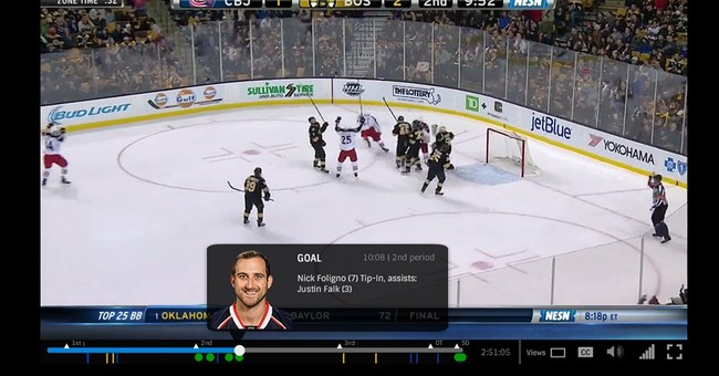 New hockey apps debut with help from baseball