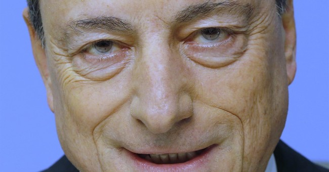 After stimulus hint, ECB chief under pressure to deliver