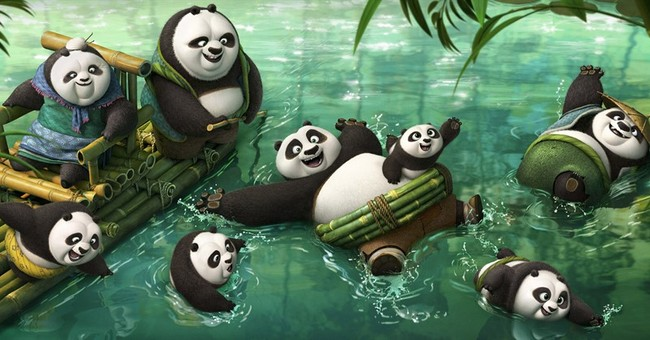 Review: Third time's a charm for the witty 'Kung Fu Panda 3'