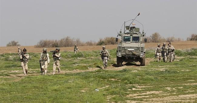 Iraq's military is still struggling despite US training