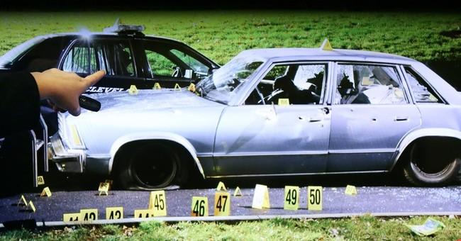 Cleveland firing 6 officers involved in 137-shot barrage