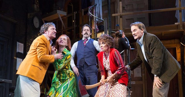 The art of the farce with Jeremy Shamos of 'Noises Off'
