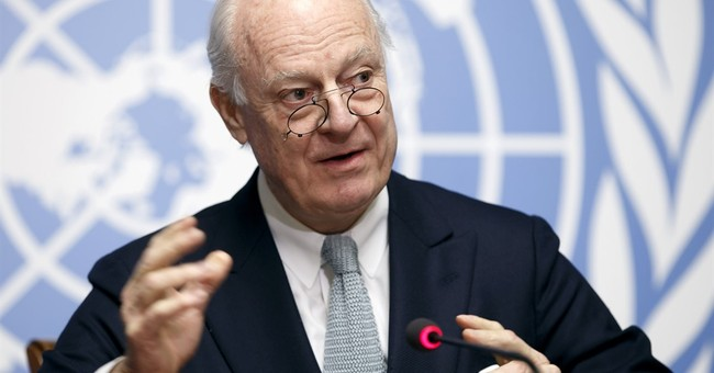 Talks ahead, UN humanitarians plead on behalf of Syrians