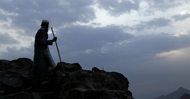 AP PHOTOS: Islamic site near Mecca among few still preserved