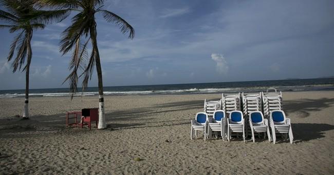 Venezuela's resort island devastated by economic crisis