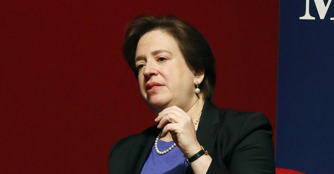 Kagan: 8-member Supreme Court a problem over time