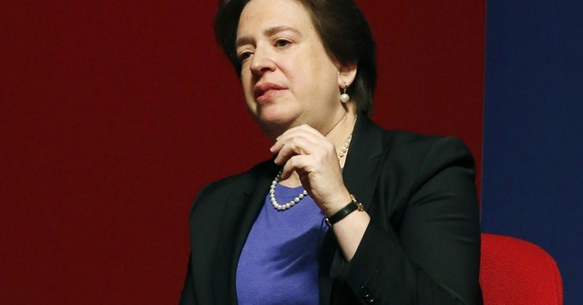 Kagan: 8-member Supreme Court a problem over time