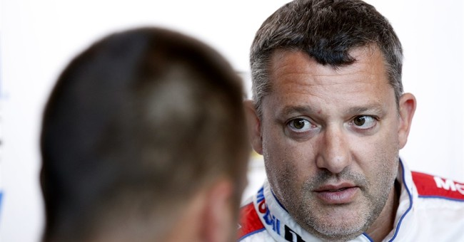 Stewart, Newman leave NASCAR meeting on good terms