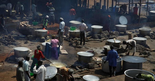 More than a million refugees have fled South Sudan, UN says