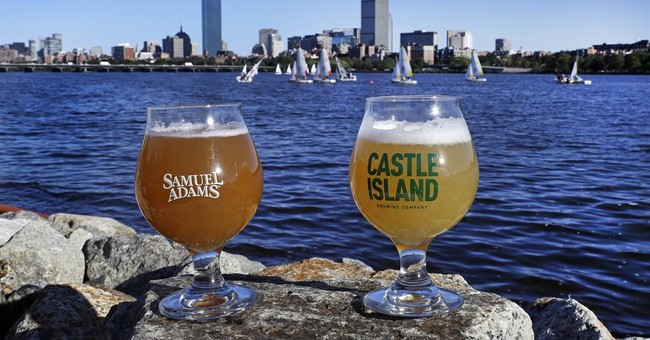 Strange brews: Making beer with Boston river water