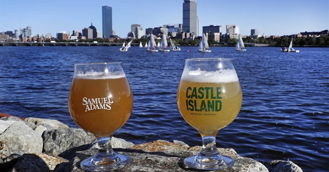 Strange brews: Making beer with Boston river water