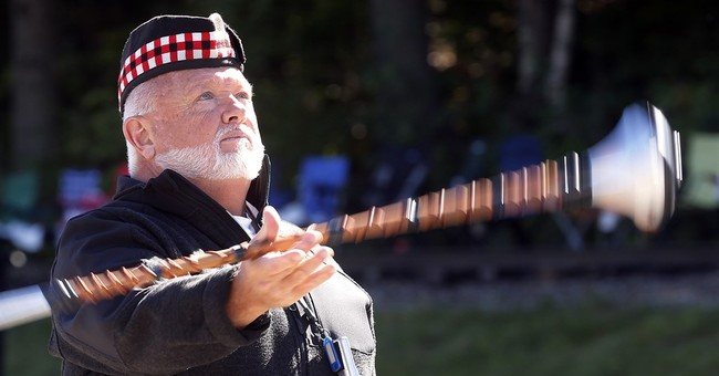 Great Scot: Highland Games salutes athletics, clans, whisky