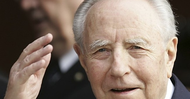 Former Italian president and premier Ciampi dies at 95