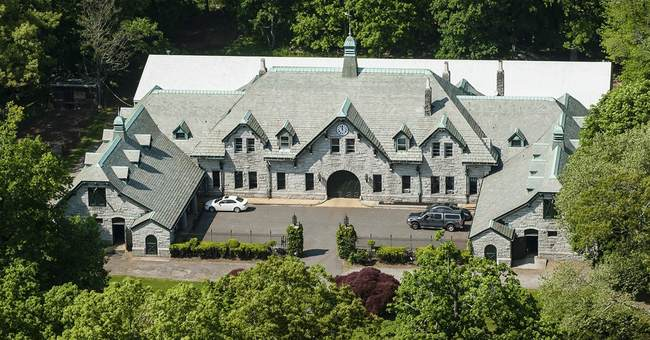 What could you get for $175M? A huge estate and a US record
