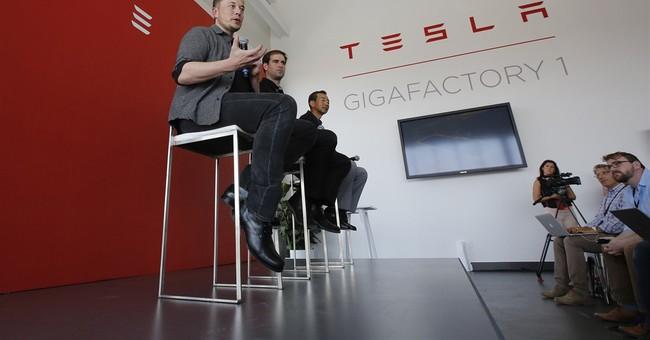 Tesla to build California utility battery storage project