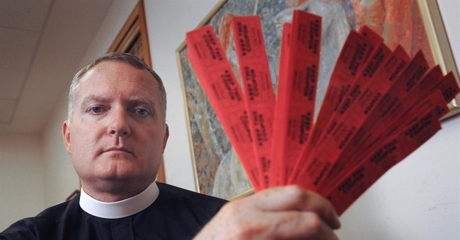 Pastor who won AR-15 rifle raffle won't be charged