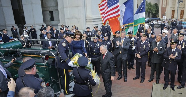 """NYPD's champion of """"broken windows"""" policing theory retires"""