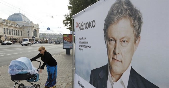 Russia's election: new rules, old faces